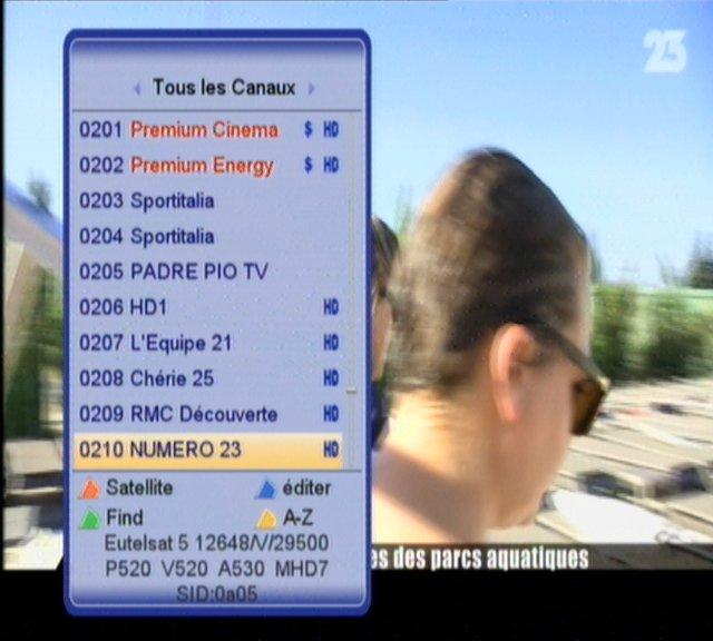 ملف قنوات Echolink Femito Pro مع قنوات Multistream