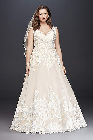 Plus Size Bridal 2018