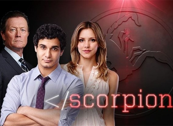 مسلسل Scorpion الموسم الاول الحلقة 22 الثانية والعشرون والاخيرة ( مترجمة )