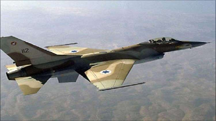 غارة إسرائيلية على بطارية دفاع جوي في موقع رمضان شرق دمشق