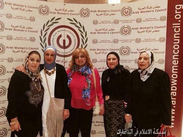 وفد نسوي لبناني  يشارك في ملتقى القاهرة