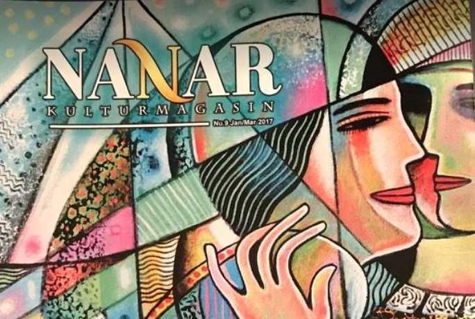 صدر العدد الجديد من مجلة (ننار) السويدية باللغة العربية