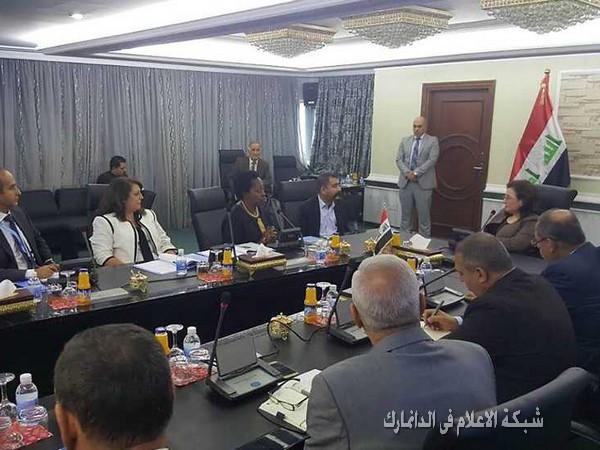 برنامج الأمم المتحدة للمستوطنات يعلن اعتماد مجلس الوزراء تحديث سياسة الإسكان في العراق