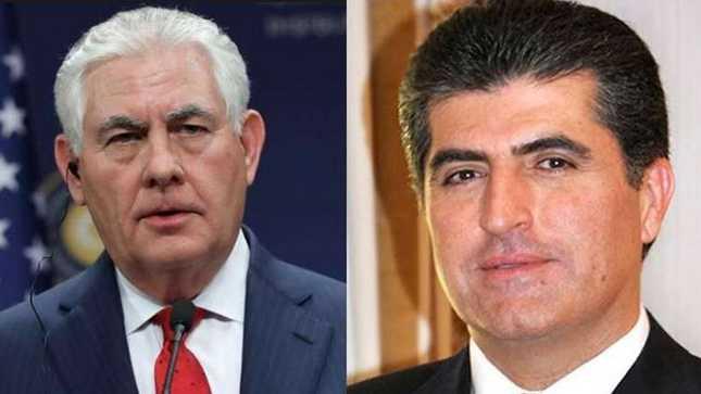 """واشنطن تدعو بغداد وأربيل إلى """"بدء حوار جدي"""""""