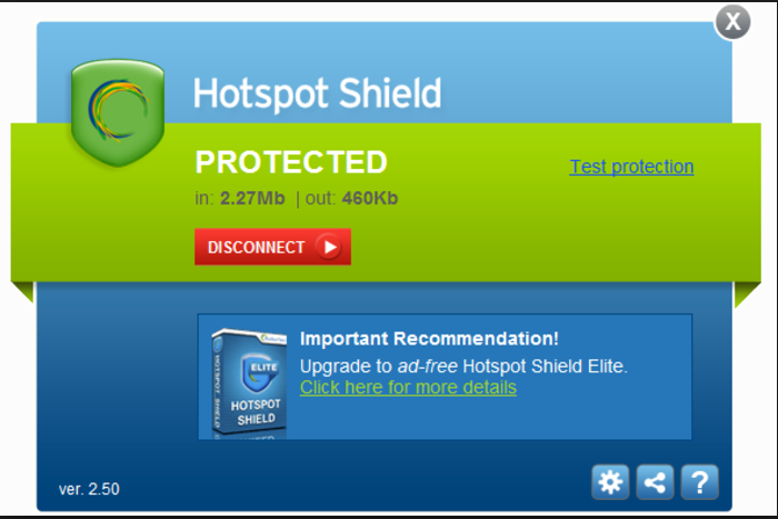 hotspot shield 2.09
