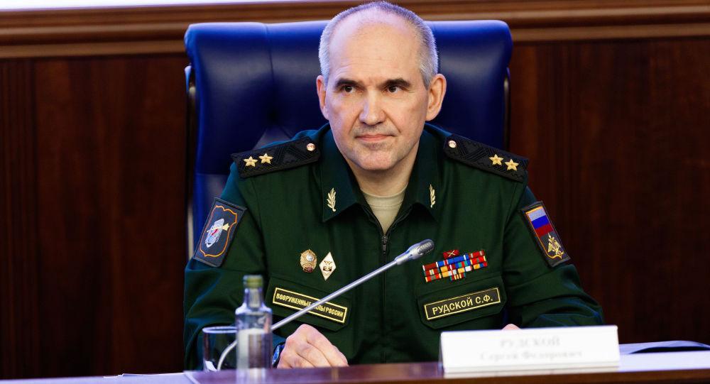 """الأركان الروسية تعلن تنفيذ مهمة القضاء على """"داعش"""" في سوريا"""