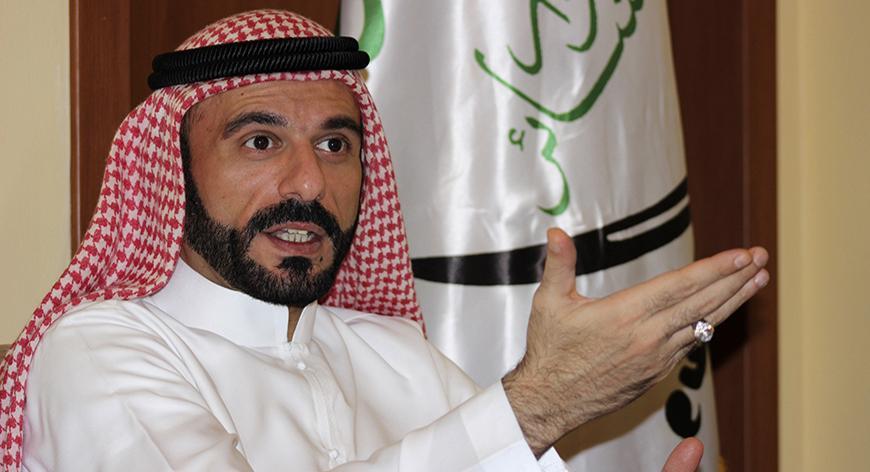 اميرعشائر الدليم يعتزم دخول الانتخابات المقبلة