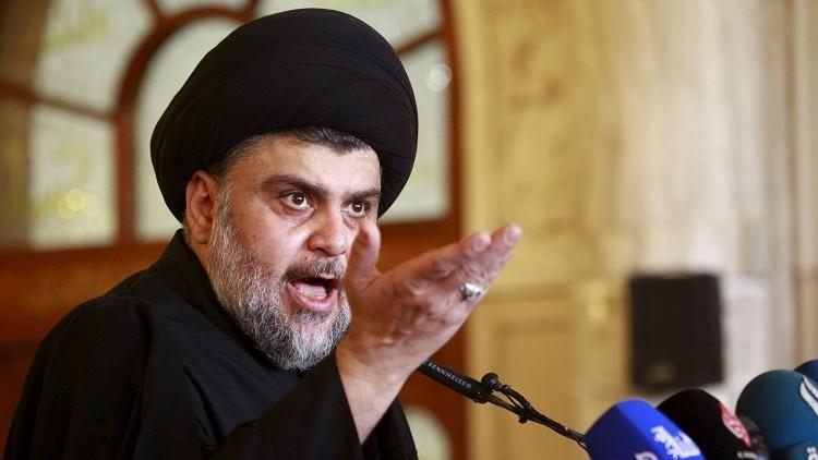 زعيم التيار الصدري يصف الوفد البحريني الذي زار اسرائيل بالعملاء الضالون والمضلون
