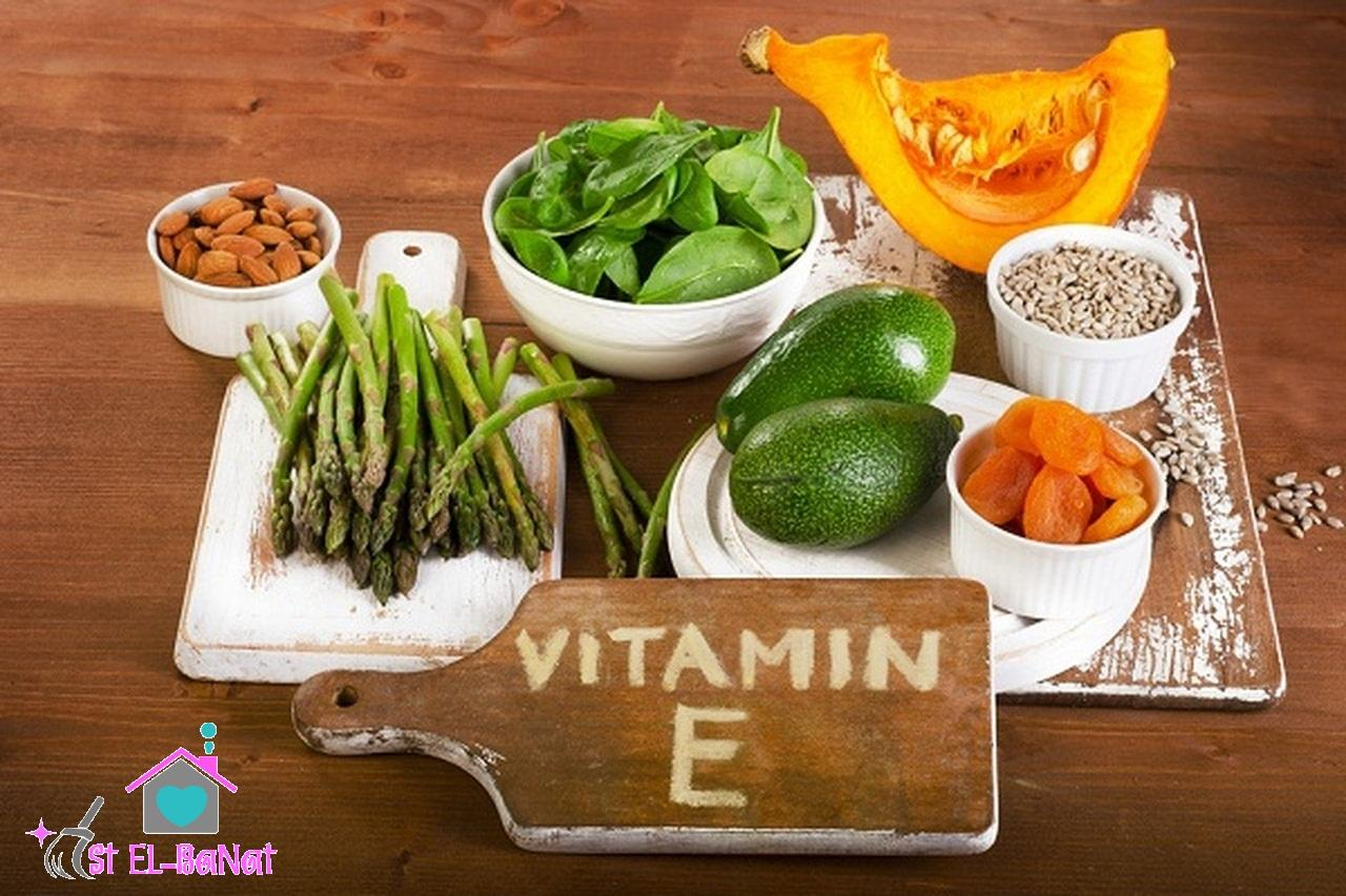 فوايد فيتامين اهميته للشعر للبشرة