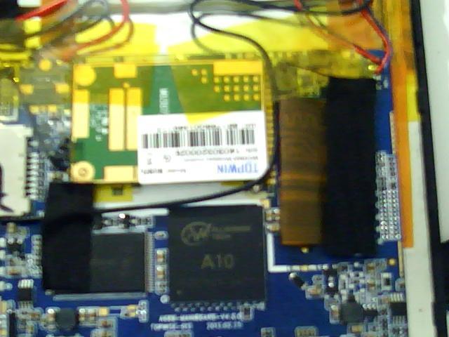 ممكن فلاش لهدا التبلات condor ctab 700l 3Gserie: 140303200029