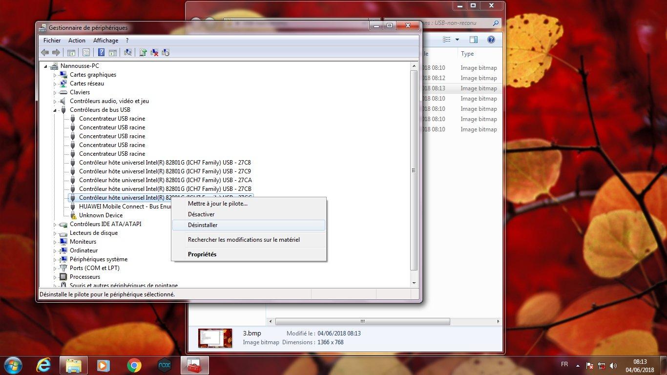 حصريا...الحل النهائي لمشكل عدم تعرف الحاسوب على مودم B310s-927 رغم وجود التعريفات