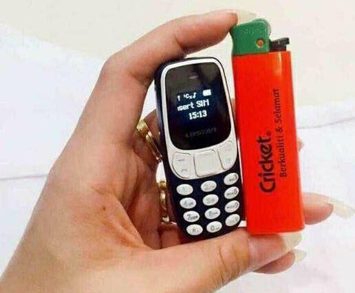 فلاشة مسحوبة لهاتف Firmware NOKIA 3310 MINI