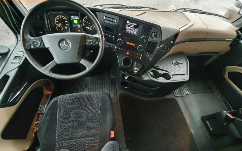 للبيع بمعرضنا بحالة فوق الممتازة شاحنه مرسيدس اكتروس 1845  mp4 موديل 2014 243783108